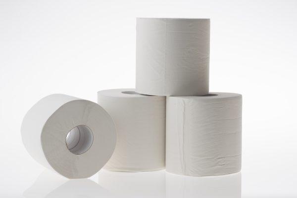 Papierhandtuchrolle Solarium
