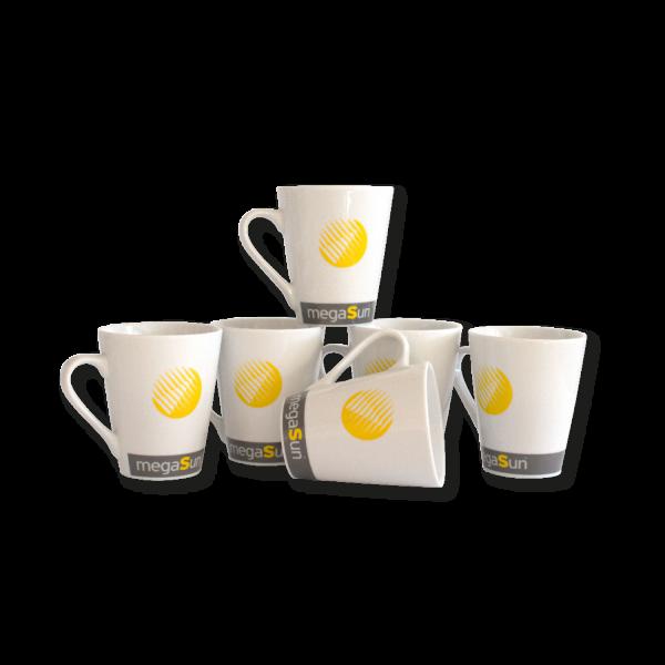 Kaffee Tassen megaSun