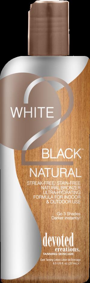 DC White 2 Black Natural