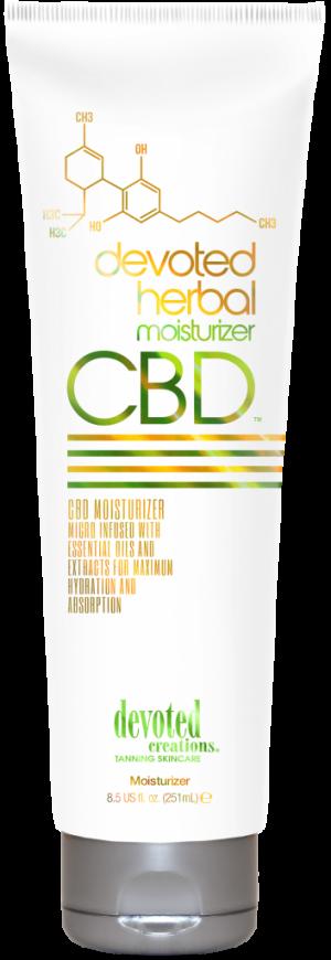 DC CBD Moisturizer