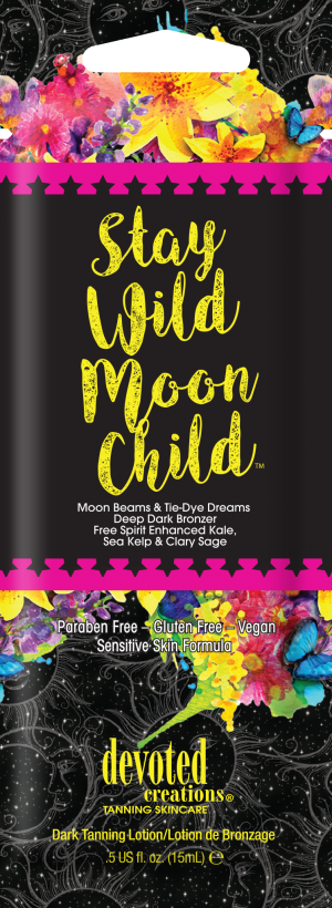 DC Stay Wild Moon Child