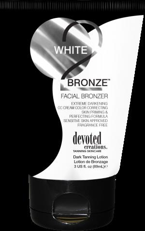 DC white 2 black Facial