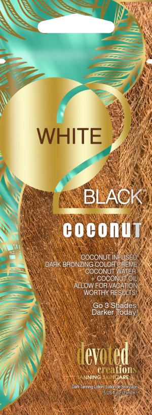 White 2 Black Coconut