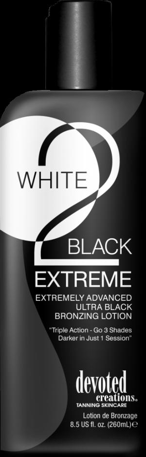 DC White 2 Black Extreme