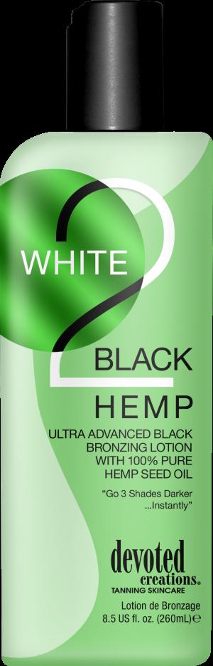 DC White 2 Black Hemp