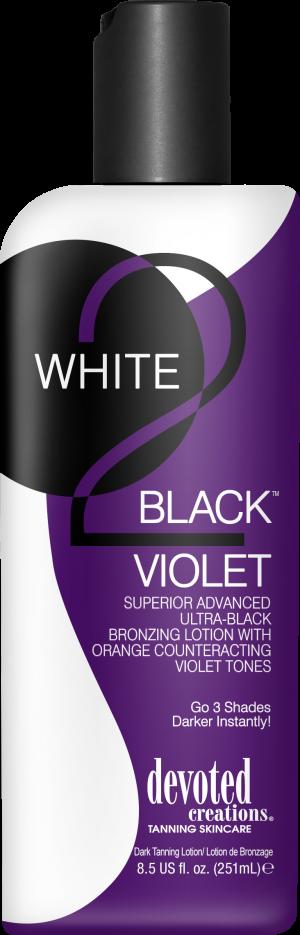 DC White 2 Black Violet