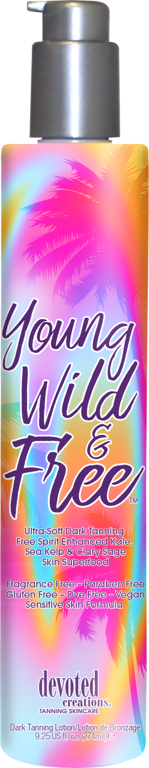 DC Young wild and free