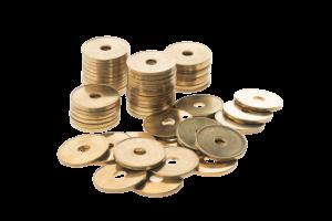 Münzen Solarium